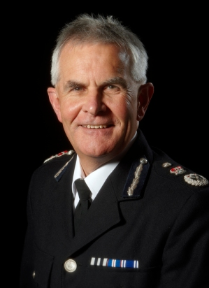 Chief Constable Sir Peter Fahy